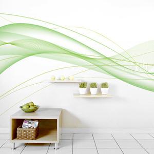 [나무자전거]뮤럴벽지 [ALL] Flow Lines, 나무자전거