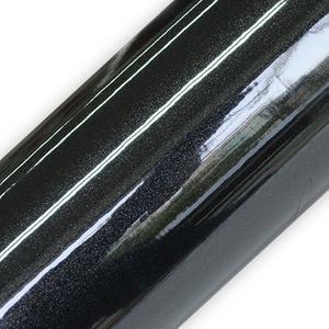 나무자전거  펄  고광택 인테리어필름(GHG984) 솔리드 블랙, 나무자전거