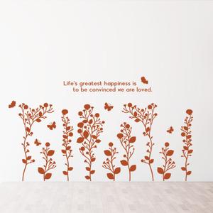 나무자전거  그래픽스티커 [GG]  cj533-행복한줄기와함께, 나무자전거