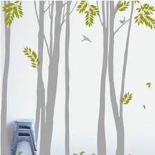 나무자전거 그래픽스티커[mk] Protect nature 2, 나무자전거