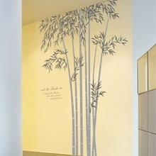 나무자전거 그래픽스티커[kz]대나무 [016], 나무자전거